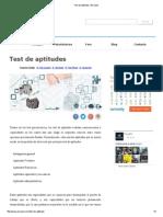 Test de Aptitudes _ Psicopol