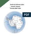 Compilación de informes sobre Lemuria- Kayona. Período