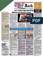 Union Jack News – February 2015