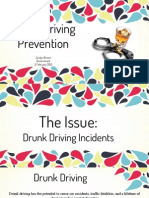 drunk driving prevention