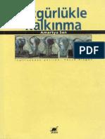 Amartya Sen - Özgurlukle Kalkınma