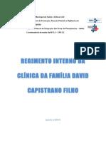 Regimento Interno 2015 CFDCF