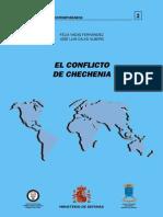 Conflictos Chechenia 2005
