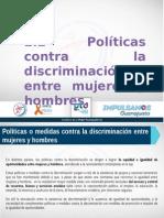 Subtema 2.2. Politicas Contra La Discr