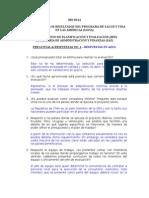 BID 01.14 --Preguntas y Respuestas No. 1