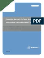 Virtualizing Exchange 2007