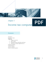 Income Tax Computation