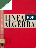 Linear Algebra