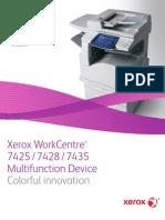 W74BR-01 Xerox