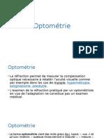 acuité visuelleoptométrie