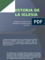 Historia de La Iglesia (1)