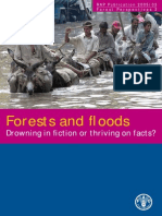 FAO_CIFOR_Forests and Floods_Drowning in Fiction or Thriving on Facts