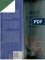 Capítulo 1 Conceptos Básicos de Procesos Estocásticos y Modelos