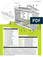 Fire Woodshed Plans