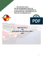 Resgate-Protocolo Basico