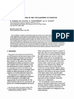 Theoretical Analysis of the Cycloaddition of Ethylene
