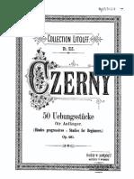 IMSLP267374-PMLP397803-CCzerny_50___bungsst__cke_f__r_Anf__nger__Op.481_Schultze.pdf