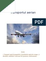 Transpotrul aerian