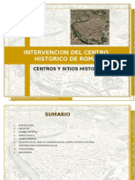 Centros y Sitio Roma-2