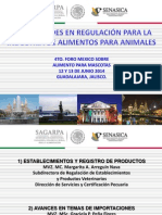 5. Regulaciones. SAGARPA