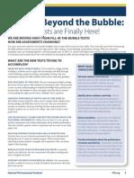 PTA Assessment Factsheet