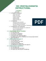 Cristalografia-Estructural