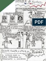 Le Avvenure di Napoleone a Fumetti