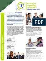 VITAL WorkLife Executive Coaching