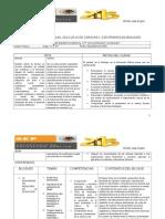 Plan de Trabajo Anual 2013-2014 Biología