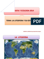 5to Tema Geogeneral La Litosfera 2015