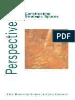 BCG Constructing Strategic Spaces Nov2006