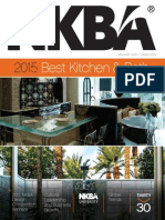 """The Moroccan Marvel"" 2015 NKBA Top Kitchen Design"