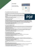 HP Laserjets - Entering Service Mode