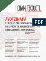 CIESAS Enero Ayotzinapa