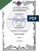 Salud Publica Tricooniasis