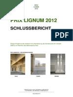 Schlussbericht_PrixLignum2012