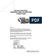 TC305 Service Manual