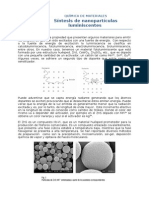 Sintesis de Nanoparticulas Luminiscentes