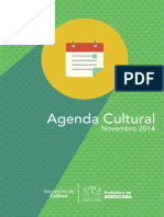 Agenda Cultural Nov Baixa