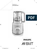 Philips Avent, SCF870 20 Dfu Ita