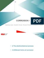 Durabilité Corrosion I