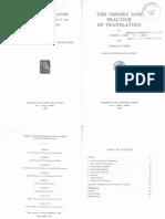 Nida, Eugene (1969) The Theory and Practice of Translation.pdf