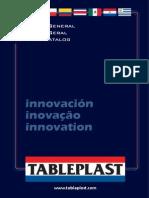 Catalogo Table p Last 2011