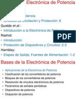 Bases de Electronica de Potencia