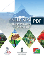 Kitek Kiwe. Reasentamiento Del Naya. Nuestra Memoria