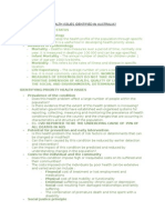 HSC PDHPE CORE 1