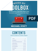 Inside My Toolbox eBook
