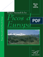 Parque Natural de Picos de Europa-Guia