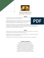 Empresa-historia, Mision, Vision, Lista de Cursos de Capacitación