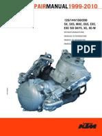 Manuale Ktm Sx 125 200